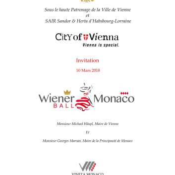 Invitation Wiener Ball Monaco 10 Mars 2018-F-1